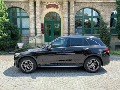 gebraucht Mercedes 400  GLCd 4Matic AMG Line 9G-Tronic