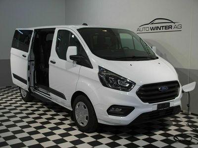 gebraucht Ford Custom Transit1.0 Eco Boost 320 L1H1 Trend PHEV