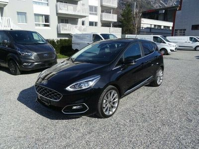 gebraucht Ford Fiesta 1.0 EcoB 140 Vignale