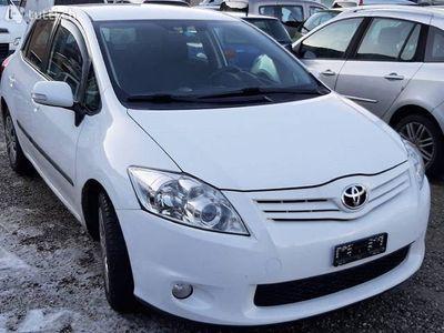 gebraucht Toyota Auris 1.6 Linea Sol