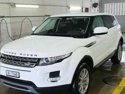 gebraucht Land Rover Range Rover evoque 2.2 diesel
