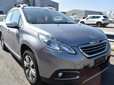 gebraucht Peugeot 2008 1.2 PureTech Allure EAT6