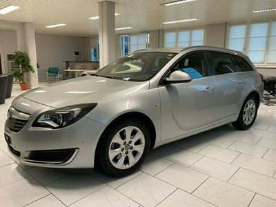 gebraucht Opel Insignia Sports Tourer 1.6 Turbo Edition Automatic
