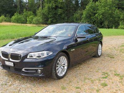 gebraucht BMW 528 5er i Touring xDrive Luxury Line Steptronic