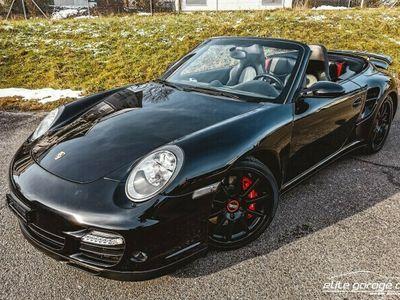gebraucht Porsche 911 Cabrio Turbo Tiptronic