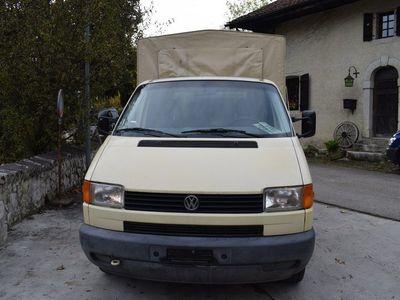 gebraucht VW T4 2.5