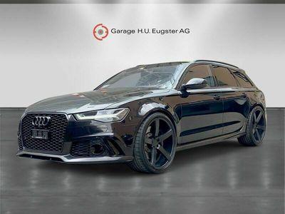 gebraucht Audi RS6 S6 / RS6 RS6 Avant 4.0 V8 TFSI perform. qu. T-Tr. S6 / RS6Avant 4.0 V8 TFSI perform. qu. T-Tr.