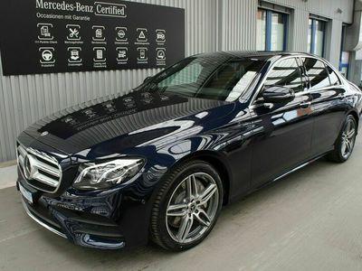 gebraucht Mercedes 450 E-Klasse EAMG Line 4Matic 9G-Tronic