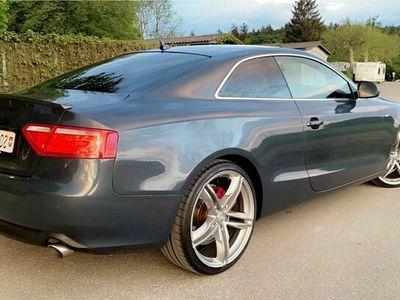 gebraucht Audi A5 2.7 TDI Coupe V6 Sehr Gepflegt Aus 2 Hand