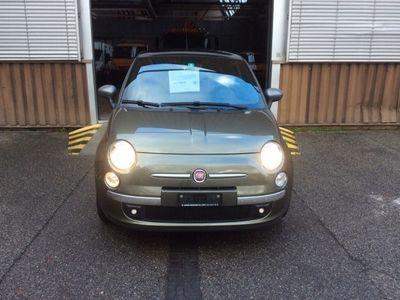 gebraucht Fiat 500 1.4 16V by Diesel Dualogic