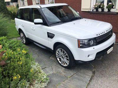 gebraucht Land Rover Range Rover Sport 3.0 TDV6 Autobiography Automati