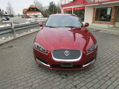 gebraucht Jaguar XF Sportbrake 3.0d V6 Premium Luxury