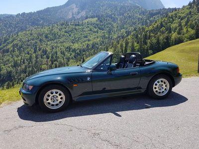 gebraucht BMW Z3 1.8L