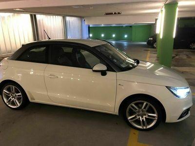 gebraucht Audi A1 1.2 TFSI S-line