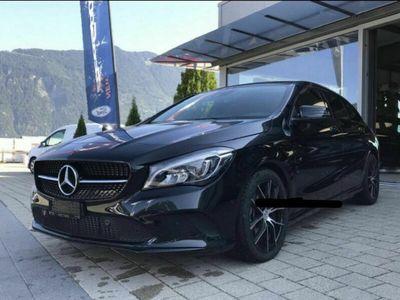 gebraucht Mercedes CLA200 Shooting Brake CLA-Klassed SwissStar 4M