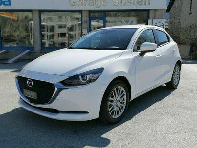 gebraucht Mazda 2 SKYACTIV-G 90 Mild Hybrid Kizoku