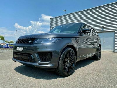 gebraucht Land Rover Range Rover Sport  5.0 V8 S/C HSE Dynamic Automatic