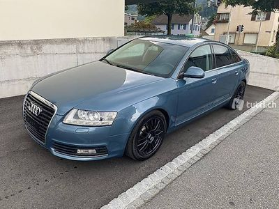 gebraucht Audi A6 quatt 3.0 TFSI 290PS 230865km. Automat