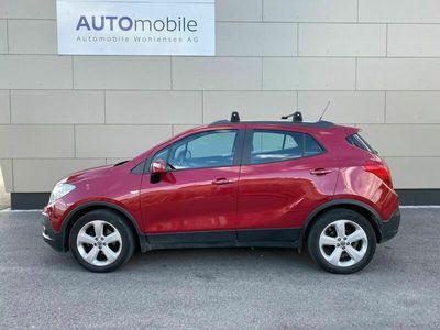 gebraucht Opel Mokka Mokka 1.7 CDTi Enjoy 4WD1.7 CDTi Enjoy 4WD