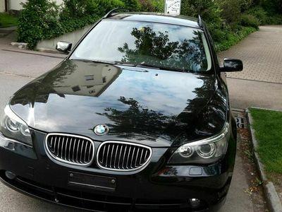 gebraucht BMW 525 5er **** i TOURING **** CH-FAHRZEUG