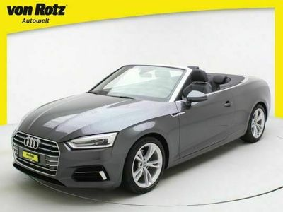 gebraucht Audi A5 Cabriolet  40 TFSI Sport