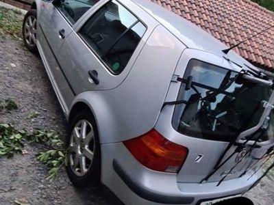 gebraucht VW Golf IV 4motion 16v