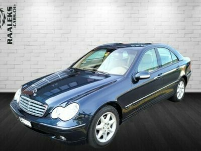 gebraucht Mercedes C240 Elégance