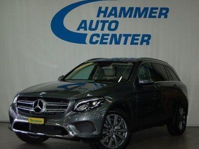 gebraucht Mercedes GLC250 GLC-KlasseExclusive 4Matic
