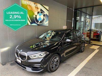 gebraucht BMW 118 i Steptronic Sport Line