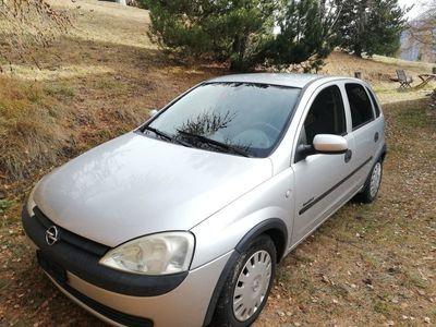gebraucht Opel Corsa 1.2i 16V Comfort 75CV