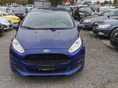 gebraucht Ford Fiesta 1.0 SCTi Sport