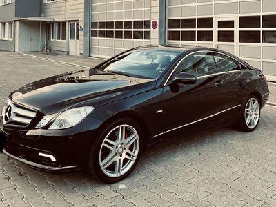 gebraucht Mercedes 350 E-Klasse E-CoupeCGI