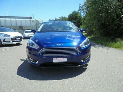 gebraucht Ford Focus 1.0 SCTi Titanium X Automatic