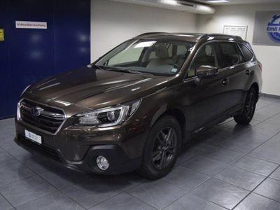 gebraucht Subaru Outback 2.5i Luxury 175PS CH-Fahrzeug