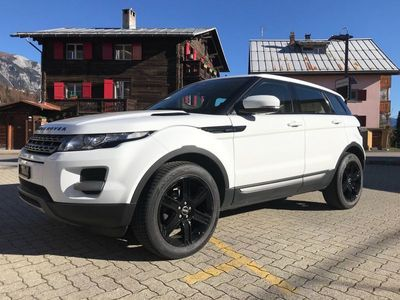 gebraucht Land Rover Range Rover evoque 2.0 Si4 Pure AT6