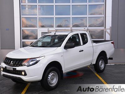 gebraucht Mitsubishi L200 L 200 2.4 Value Club Cab