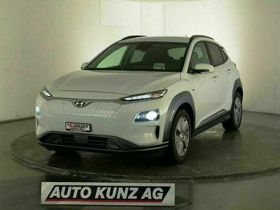 gebraucht Hyundai Kona EV Elektro Diamond Plus 64 kWh Automat