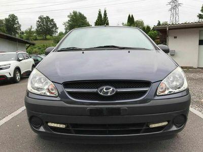 gebraucht Hyundai Getz 1.5 CRDi Comfort