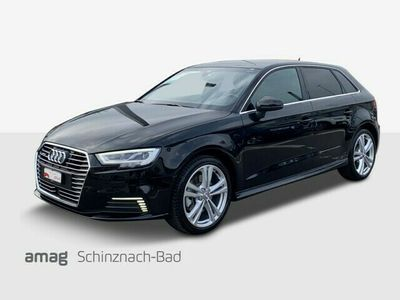 gebraucht Audi A3 Sportback 40 TFSI e-tron Sport S-tronic