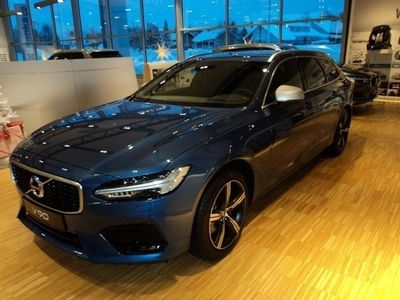 gebraucht Volvo V90 D5 AWD R-Design Geartronic Powerpulse
