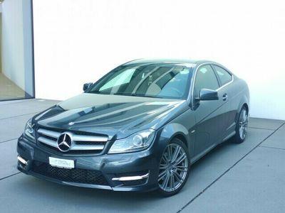 gebraucht Mercedes C250 CDI Coupé 7G-Tronic