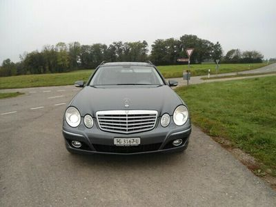 gebraucht Mercedes E280 CDI Elégance