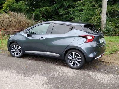 gebraucht Nissan Micra Micra 3 jährigermit wenigen Kilometern in Wetzikon