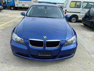gebraucht BMW 320  d Touring Steptronic