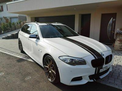 gebraucht BMW M550 5er d Touring, 3 Turbolader 740Nm 380PS :-)