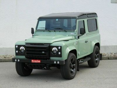 gebraucht Land Rover Defender 90 2.2 TD4 Station Wagon Heritage