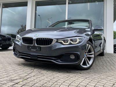 gebraucht BMW 430 i Cabriolet xDrive Sport Line Steptronic