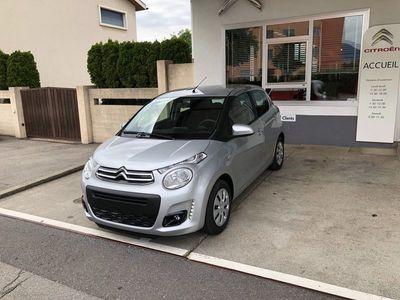 gebraucht Citroën C1 1.0 VTi Feel Stop&Start