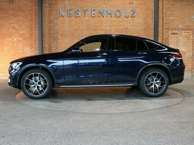 gebraucht Mercedes 220 GLC-Klasse GLC Coupé 220 d AMG Line 4Matic 9G-Tronic GLC-Klasse GLC Coupéd AMG Line 4Matic 9G-Tronic