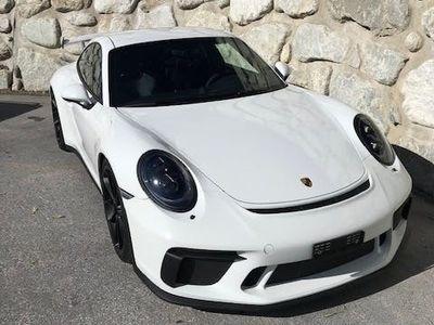 gebraucht Porsche 911 GT3 911 Coupé 4.0PDK